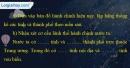 Bài 3 trang 51 vở bài tập Địa lí 8