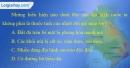 Bài 4 trang 55 vở bài tập Địa lí 8