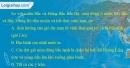 Bài 3 trang 80 vở bài tập Địa lí 8