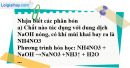 Câu 2* phần bài tập học theo SGK – Trang 36 Vở bài tập hoá 9