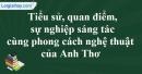Tác giả Anh Thơ