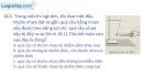 Câu 18.1, 18.2, 18.3, 18.4  phần bài tập trong SBT – Trang 57,58 Vở bài tập Vật lí 7