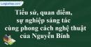 Tác giả Nguyễn Bính