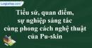 Tác giả Pu-skin