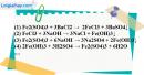 Câu 3 phần bài tập học theo SGK – Trang 38 Vở bài tập hoá 9