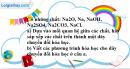 Câu 4* phần bài tập học theo SGK – Trang 38 Vở bài tập hoá 9