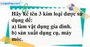 Câu 5 phần bài tập học theo SGK – Trang 44 Vở bài tập hoá 9