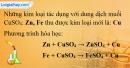 Câu 1, 2  phần bài tập bổ sung – Trang 38 Vở bài tập hoá 9