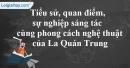 Tác giả La Quán Trung