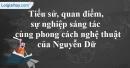 Tác giả Nguyễn Dữ