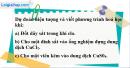 Câu 5 phần bài tập học theo SGK – Trang 47 Vở bài tập hoá 9