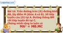 Bài 14 trang 96 Vở bài tập toán 9 tập 2