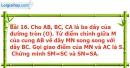 Bài 16 trang 97 Vở bài tập toán 9 tập 2