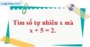 Trả lời câu hỏi 2 Bài 4 trang 12 SGK Toán 6 Tập 1