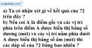 Trả lời câu hỏi 3 Bài 2 trang 70 SGK Toán 6 Tập 1