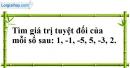 Trả lời câu hỏi 4 Bài 3 trang 72 SGK Toán 6 Tập 1