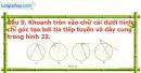 Phần câu hỏi bài 4 trang 97, 98 Vở bài tập toán 9 tập 2