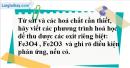 Câu 2 phần bài tập học theo SGK – Trang 55 Vở bài tập hoá 9