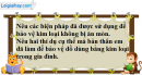 Câu 3 phần bài tập học theo SGK – Trang 63 Vở bài tập hoá 9