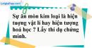Câu 4 phần bài tập học theo SGK – Trang 63 Vở bài tập hoá 9