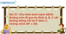 Bài 37 trang 112 Vở bài tập toán 9 tập 2