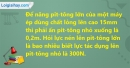 Câu 8.a, 8.b, 8.c, 8.d phần bài tập bổ sung – Trang 43, 44 Vở bài tập Vật lí 8