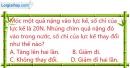 Câu 10.a, 10.b, 10.c phần bài tập bổ sung – Trang 51, 52 Vở bài tập Vật lí 8