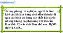Câu 8 phần bài tập học theo SGK – Trang 71 Vở bài tập hoá 9