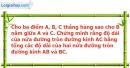 Bài 43 trang 117 Vở bài tập toán 9 tập 2