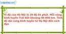 Bài 46 trang 118 Vở bài tập toán 9 tập 2