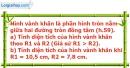 Bài 52 trang 122 Vở bài tập toán 9 tập 2