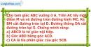 Bài 59 trang 126 Vở bài tập toán 9 tập 2
