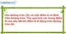 Bài 60 trang 127 Vở bài tập toán 9 tập 2