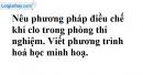 Câu 7 phần bài tập học theo SGK – Trang 77 Vở bài tập hoá 9