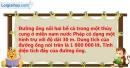 Bài 7 trang 135 Vở bài tập toán 9 tập 2