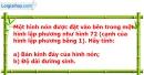 Bài 8 trang 136 Vở bài tập toán 9 tập 2