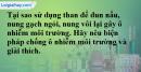 Câu 4 phần bài tập học theo SGK – Trang 81 Vở bài tập hoá 9