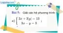 Bài 5 trang 151 Vở bài tập toán 9 tập 2