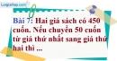 Bài 7 trang 152 Vở bài tập toán 9 tập 2