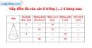 Bài 13 trang 139 Vở bài tập toán 9 tập 2