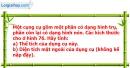 Bài 14 trang 139 Vở bài tập toán 9 tập 2