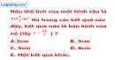 Bài 16 trang 141 Vở bài tập toán 9 tập 2