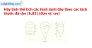 Bài 24 trang 148 Vở bài tập toán 9 tập 2