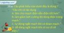 Câu 29.a, 29.b, 29.c phần bài tập bổ sung – Trang 109,110 Vở bài tập Vật lí 7