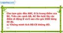 Bài 4 trang 157 Vở bài tập toán 9 tập 2