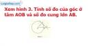 Bài 3 trang 87 Vở bài tập toán 9 tập 2