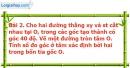 Bài 2 trang 87 Vở bài tập toán 9 tập 2