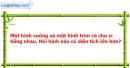 Bài 7 trang 159 Vở bài tập toán 9 tập 2