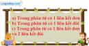 Câu 1 phần bài tập học theo SGK – Trang 106 Vở bài tập hoá 9