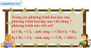 Câu 2 phần bài tập học theo SGK – Trang 104  Vở bài tập hoá 9